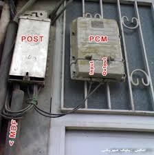 دستگاه PCM و پست مخابرات