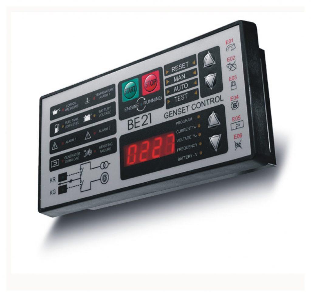 پنل کنترلر اتوماتیک ژنراتور برق