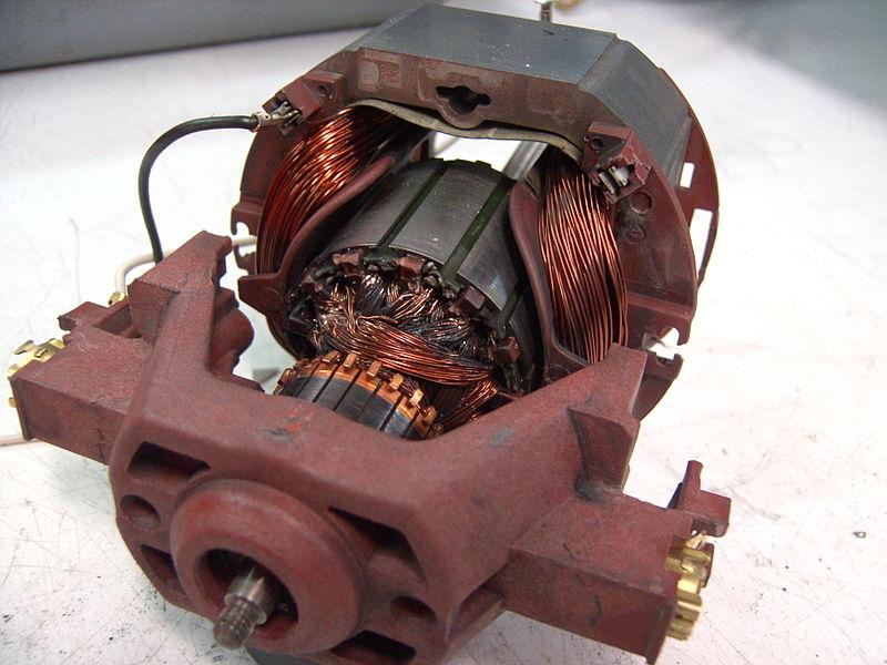 موتور یونیورسال AC-DC
