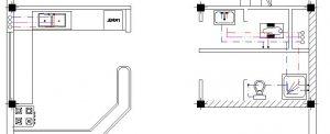 لوله کشی ساختمان - لوله بازکنی