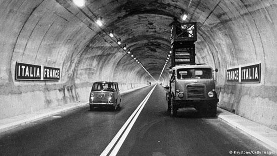 تونل مون بلانک