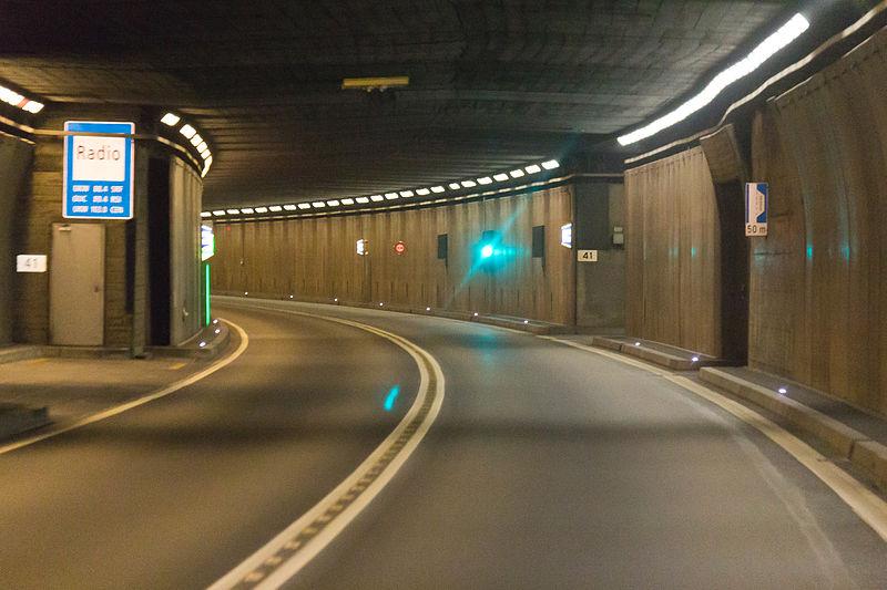 تونل مونت بلانک