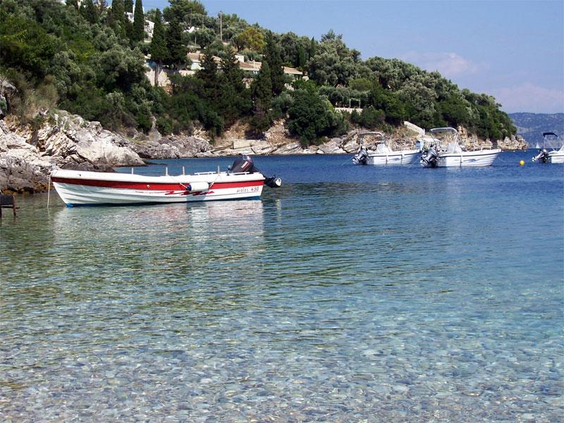 ساحل شگفت انگیز یونان