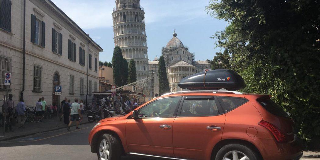 سفر به اروپا با ماشین