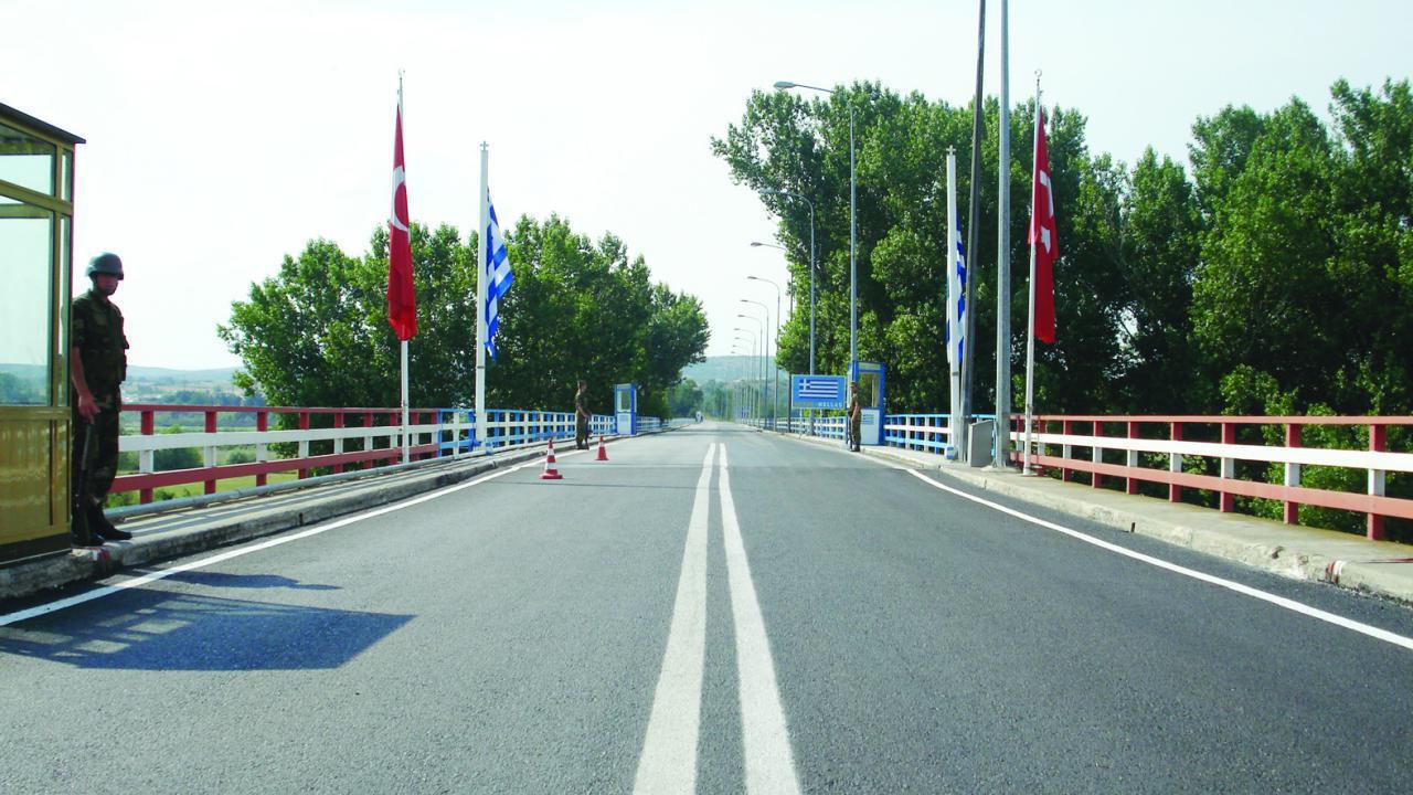 نقطه صفر مرزی یونان و ترکیه
