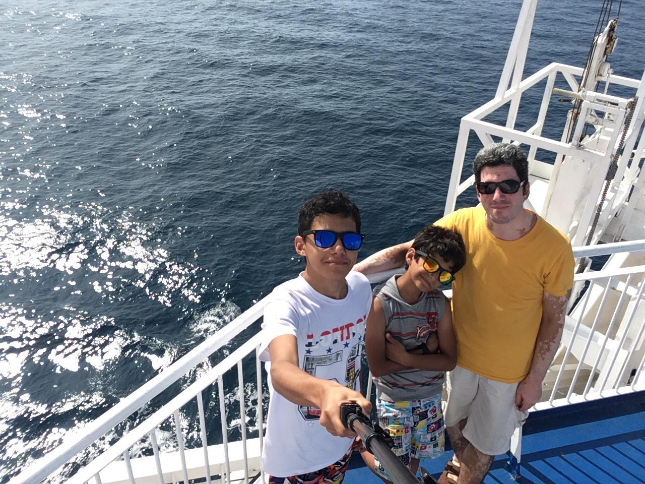 سفر به اروپا با کشتی