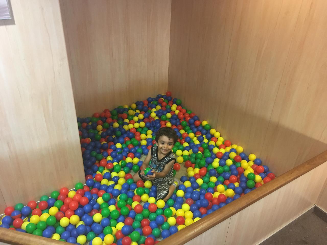 اتاق بازی کودک کشتی سوپرفست