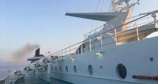 سفر به اروپا با ماشین شخصی و سوار شدن به کشتی