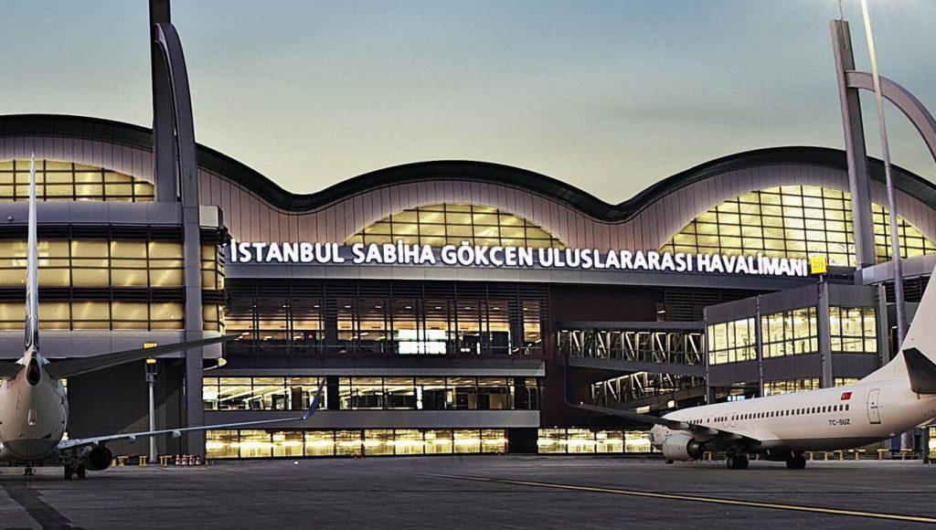 فرودگاه صبیحا گوگچن استانبول