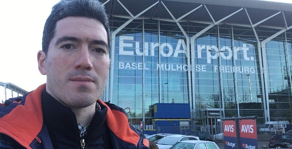 فرودگاه اروپایی بازل